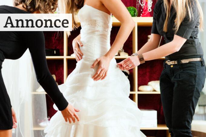 Gode råd til dig, når du skal finde den perfekte brudekjole
