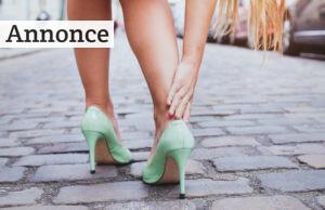 Sådan undgår du at få vabler på fødderne