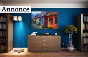 Vægfarve maler